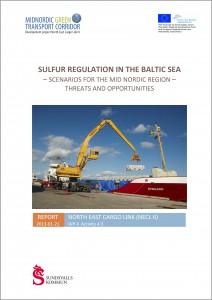 2013-01-21-Sulphur regulation in the Baltic Sea-NECLII-Final version